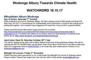 WATCHWORD newsletter