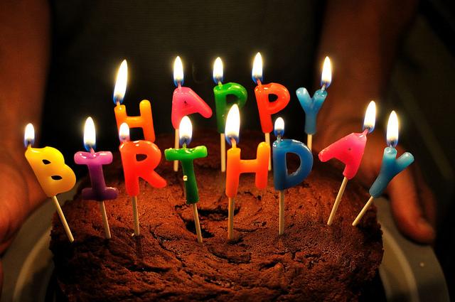 Happy birthday WATCH - 10 years!